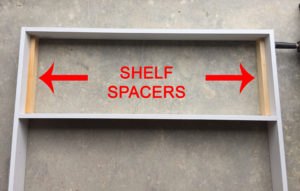 Shelf Spacers
